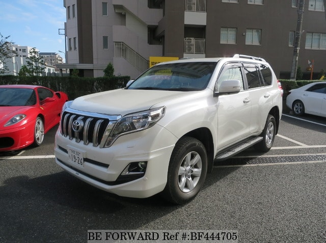 used toyota land cruiser prado models comparison be forward rh beforward jp
