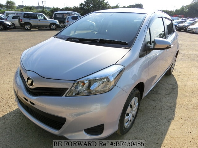 Used TOYOTA VITZ Models Comparison | BE FORWARD